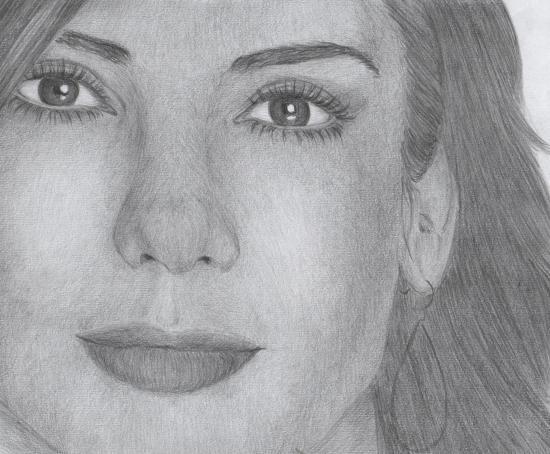 Sandra Bullock by majka
